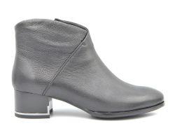 Ботинки на среднем каблуке 55-1 - фото