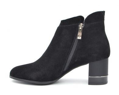 Ботинки на среднем каблуке 20-1 - фото