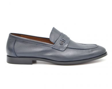 Туфли лоферы 628-16 - фото