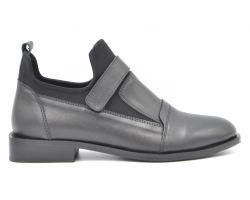 Туфли на низком ходу (комфорт) 857 - фото