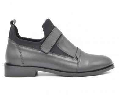 Туфлі на низькому ходу 857 - фото
