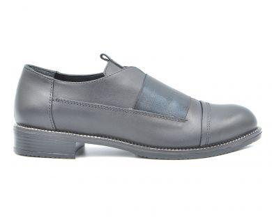Туфли на низком ходу (комфорт) 04-06 - фото