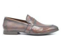 Туфли лоферы 39-02 - фото