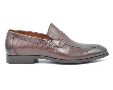 Туфли лоферы 5301 - фото