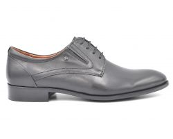 Туфли классические на шнурках 8-018 - фото