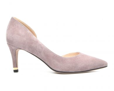 Туфли на каблуке 472-20 - фото