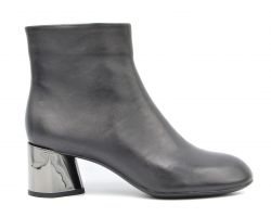 Ботинки на среднем каблуке 01813-5 - фото
