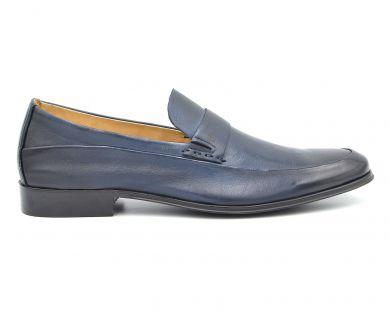 Туфли классические без шнурка 21569 - фото 5