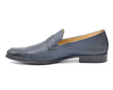 Туфли классические без шнурка 21569 - фото 6