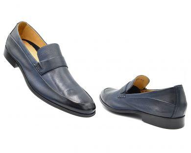 Туфли классические без шнурка 21569 - фото 8