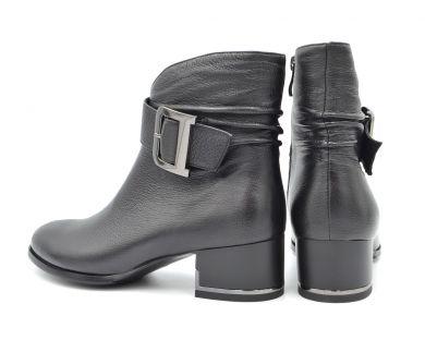 Ботинки с пряжками 54-1-1 - фото