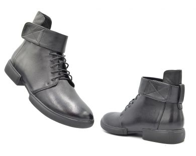 Ботинки на низком ходу 3-593 - фото