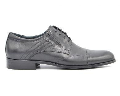 Туфлі на шнурках класичні 9-058 - фото