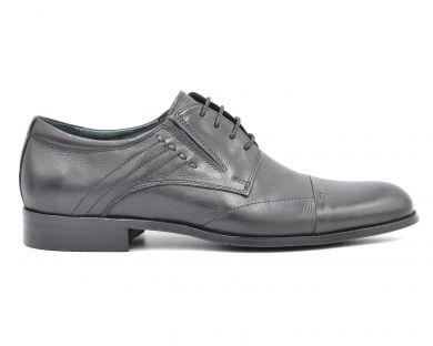 Туфли классические на шнурках 9-058 - фото