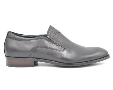 Туфли классические без шнурка 9-018 - фото