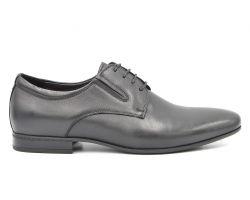 Туфли классические на шнурках 628-618 - фото