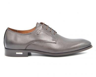 Туфлі на шнурках класичні 5273 - фото