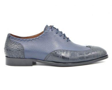 Туфли оксфорды 698-1 - фото 0