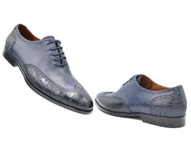 Туфли оксфорды 698-1 - фото 3