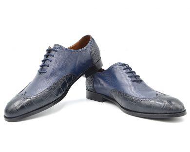 Туфли оксфорды 698-1 - фото 4