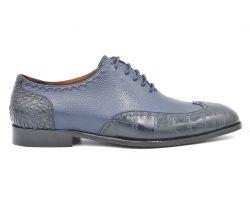 Туфли оксфорды 698-1 - фото