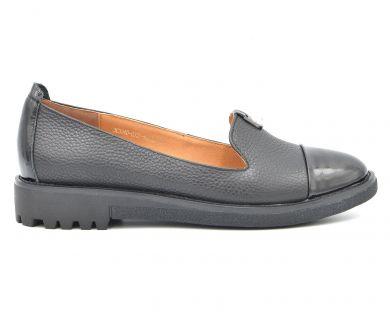 Туфлі на низькому ходу 3-334 - фото