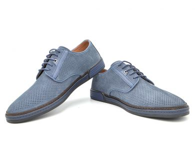 Перфоровані туфлі 1792 - фото