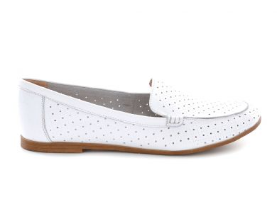 Туфлі на низькому ходу 7-195 - фото