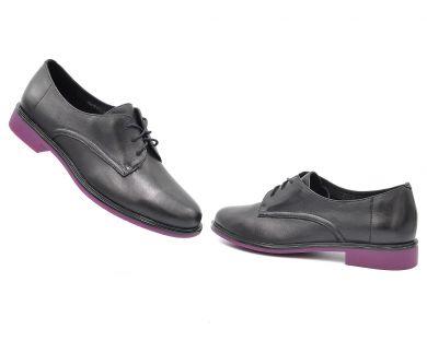 Туфлі на низькому ходу 3-491 - фото