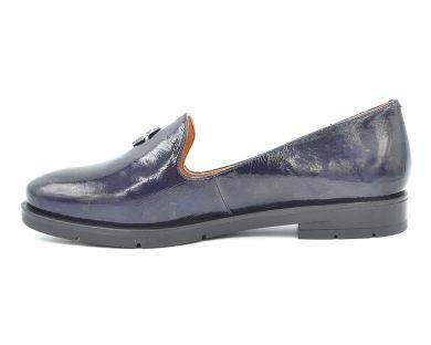 Туфлі на низькому ходу 1-3036 - фото