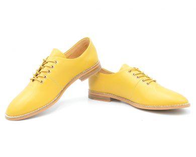Туфлі на низькому ходу 0186 - фото