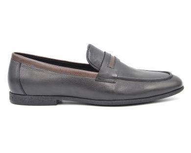 Туфли лоферы 901-1 - фото
