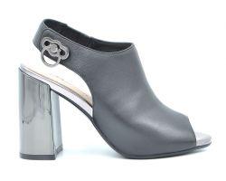 Босоножки на каблуке 324-3779 - фото