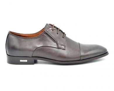 Туфлі на шнурках класичні 5273-908 - фото