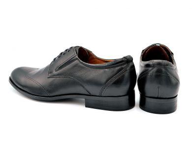 Туфлі на шнурках класичні 2207-5 - фото