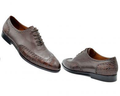 Туфли оксфорды 698-1 - фото 48