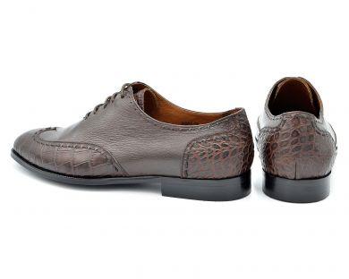 Туфли оксфорды 698-1 - фото 49