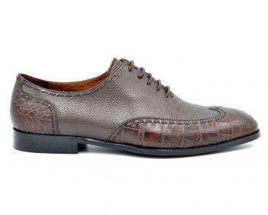 Туфлі оксфорди 698-1 - фото