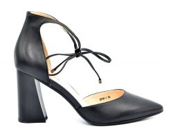 Туфли на каблуке 38-1 - фото