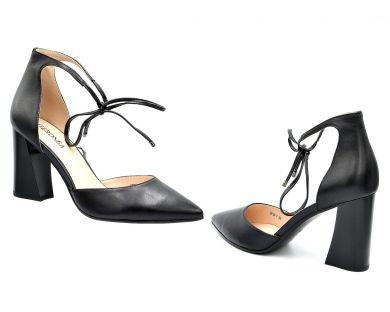 Туфлі на підборах 38-1 - фото