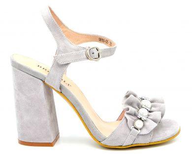 Босоножки на каблуке 9-16 - фото