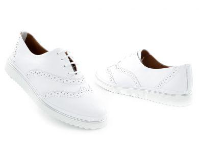 Туфлі на низькому ходу 510-21 - фото
