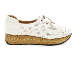Туфли на толстой подошве 1322 - фото