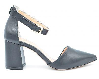 Туфли на каблуке 18076 - фото