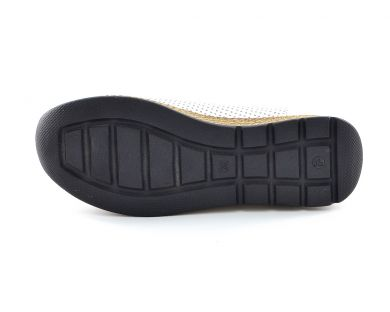 Туфлі на товстій підошві 1322 - фото