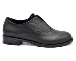 Туфли на низком ходу (комфорт) 06-04 - фото
