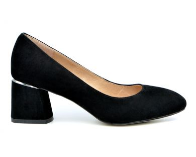 Туфлі човники на середніх підборах 8-455 - фото