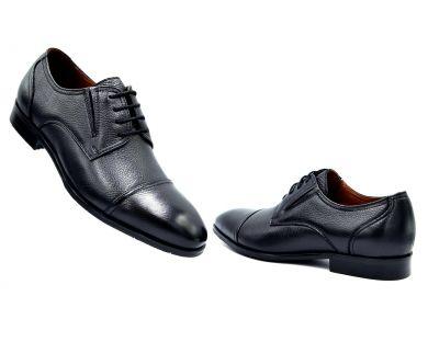 Туфлі на шнурках класичні 5281-922 - фото
