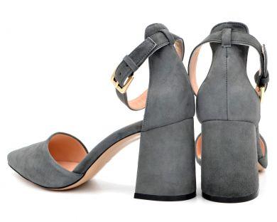 Туфлі на підборах 18076-10 - фото