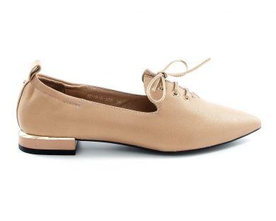 Туфлі на низькому ходу 01816-05 - фото